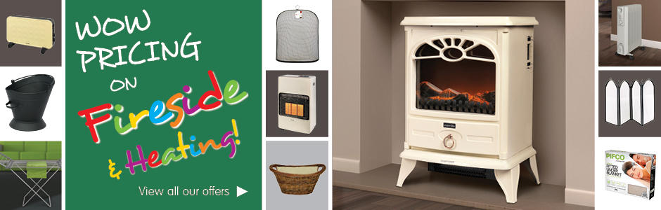 November Christmas Promo - Tiling Heating & Fireside