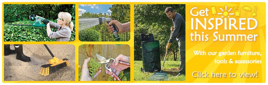 Get inspired this summer - Gardening