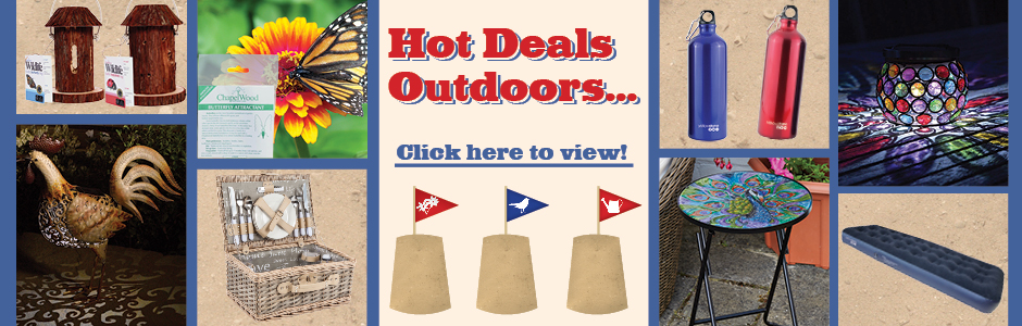 Hot Deals for the Holidays! - Outdoors