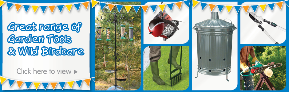 September Current Mica Special Garden Tools & Wild Birdcare Offers - Click for more