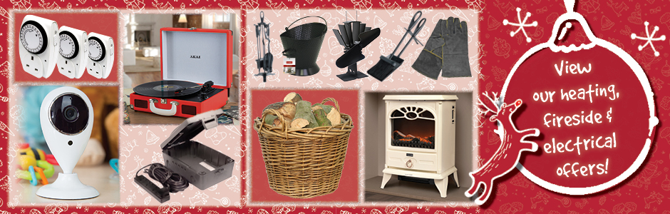 Get Ready For Christmas - Heating & Electrical