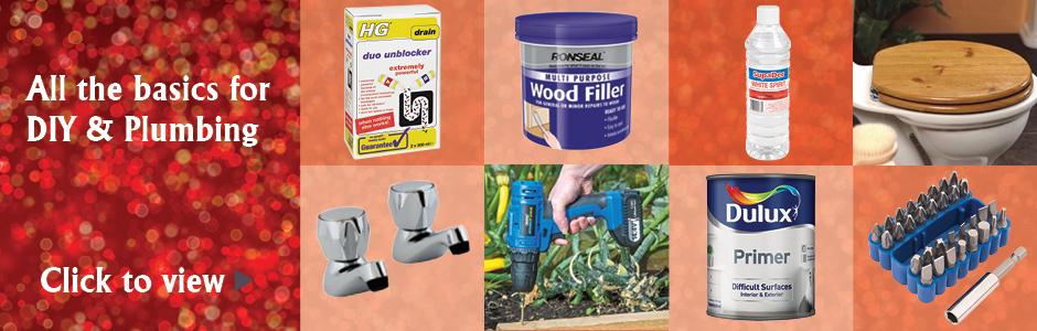 Glamorous DIY & Plumbing deals!