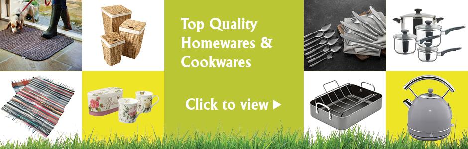 Spring into Mica for top quality homewares & Cookwares