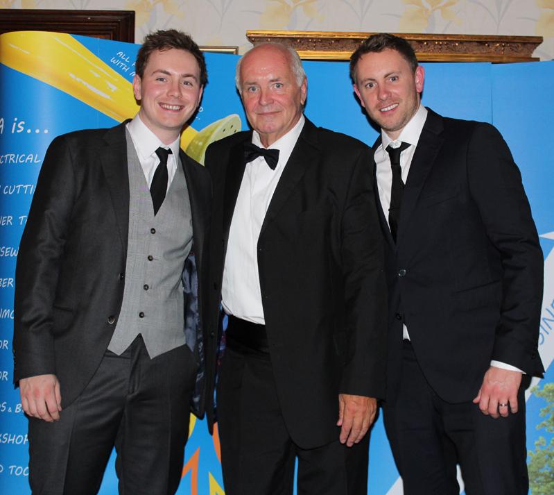 Jordan, David & Mark Hidgcock