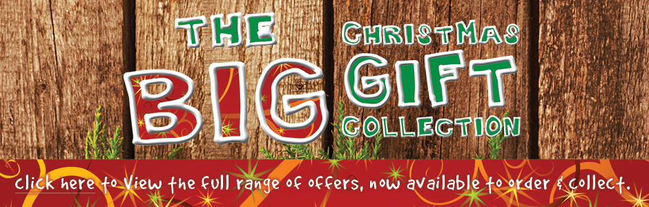 The Big Christmas Gift Collection - Tools Only