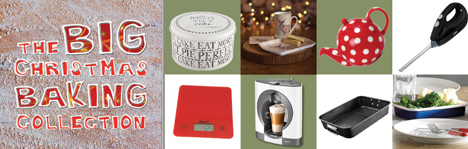 The Big Christmas Gift Collection - Bakeware
