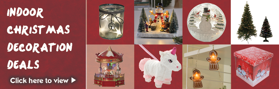 Indoor Christmas Decoration Deals