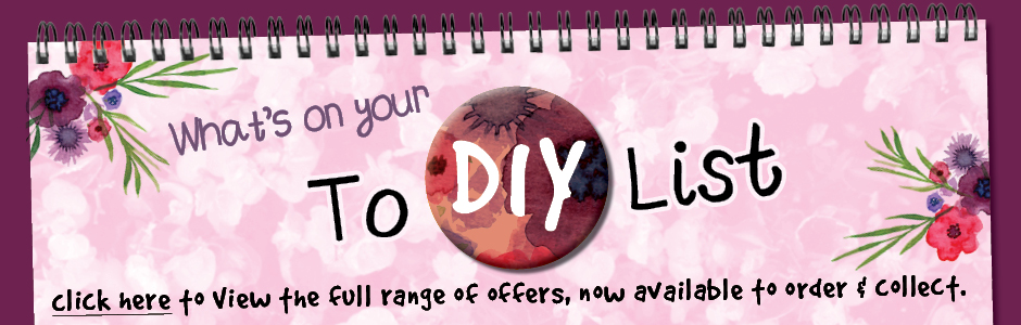 Whats on your to DIY List