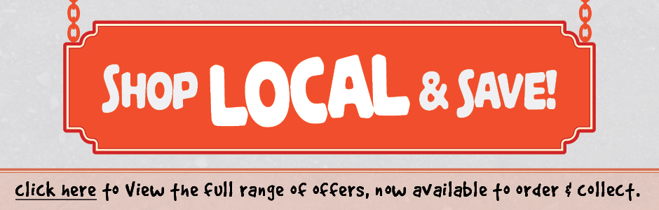 Shop Local and Save Hardware & DIY