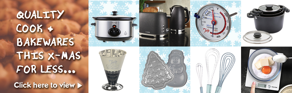 Cook Quality Cook & Bakeware for Less