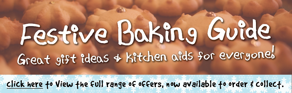 Cook Festive Baking Guide