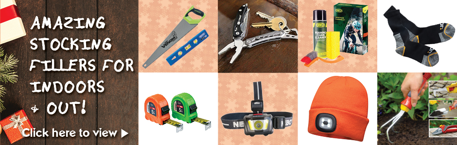 Tool Stocking Fillers for In & Outdoors