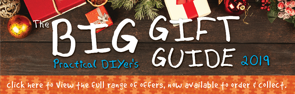 Tool The Big Practical DIYers Gift Guide 2019
