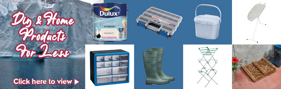 New Winter Offers - DIY & Home