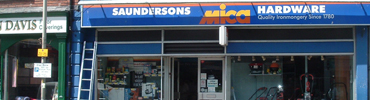 Saundersons Mica Hardware – www.saundersons.co.uk